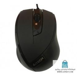A4tech N-600X Mouse ماوس با سیم ای فورتک