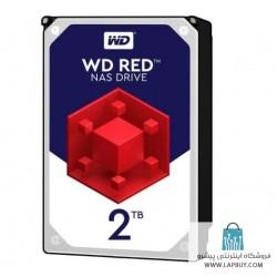 Western Digital RED 2TB هارد دیسک وسترن دیجیتال