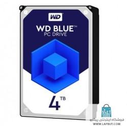 Western Digital 4TB SATA Blue هارد دیسک اینترنال