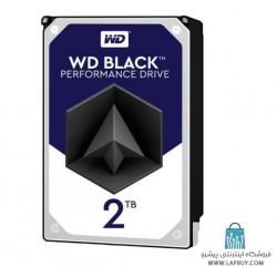 Western Digital 2TB SATA Black هارد دیسک اینترنال