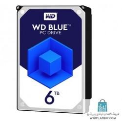 Western Digital 6TB SATA Blue هارد دیسک اینترنال