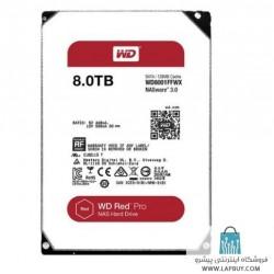 Western Digital Red Pro WD8001FFWX-8TB هارد دیسک اینترنال