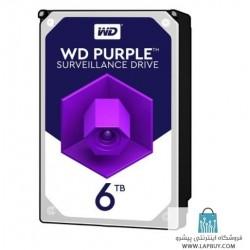 Western Digital Purple WD60PURZ 6TB هارد دیسک اینترنال