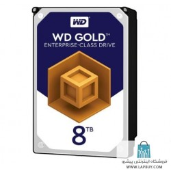 Western Digital Gold WD8002FRYZ-8TB هارد دیسک اینترنال