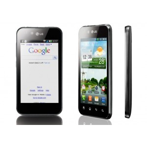 Optimus Black P970 قیمت گوشی ال جی