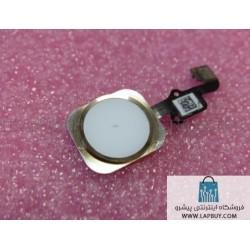Apple Iphone 6 - Home Button دکمه هووم گوشی موبایل اپل