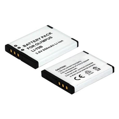 Olympus FE-5040 Battery باطری دوربین دیجیتال المپيوس