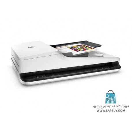 HP ScanJet Pro 2500 f1 Flatbed Scanner اسکنر اچ پی