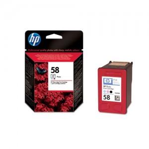 HP 58 کارتریج