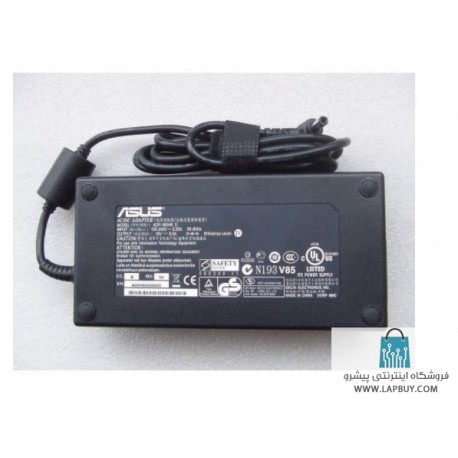 Asus 19V 10A 190W Laptop Charger آداپتور برق شارژر لپ تاپ ایسوس