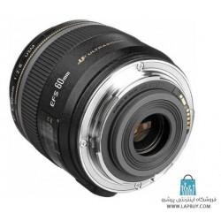 Canon EF-S 60mm f/2.8 Macro USM Lens لنز دوربین عکاسی کنان