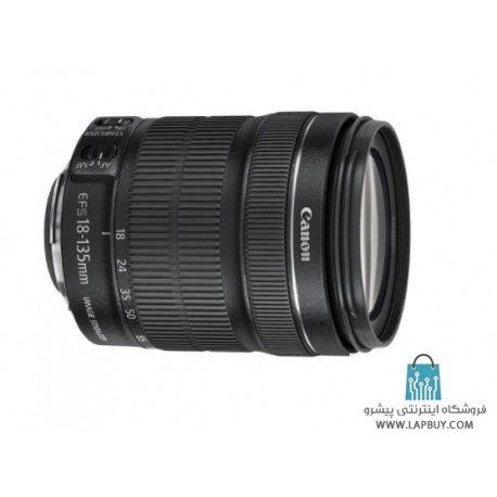 Canon EF-S 18-135mm F/3.5-5.6 STM IS لنز دوربین عکاسی کنان