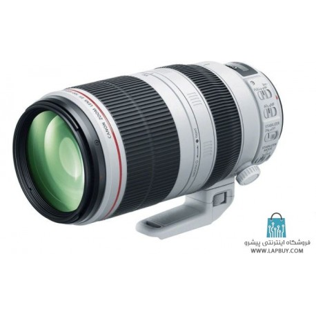 Canon EF 100-400mm F4.5-5.6L IS II USM Lens لنز دوربین عکاسی کنان