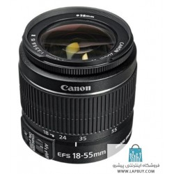 Canon EF-S 18-55mm f/3.5-5.6 IS II لنز دوربین عکاسی کنان