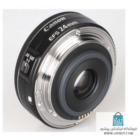 Canon EF-S 24mm f/2.8 STM for Canon Cameras Lens لنز دوربین عکاسی کنان
