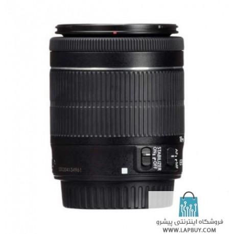 Canon EF-S 18-55mm f/3.5-5.6 III lens لنز دوربین عکاسی کنان