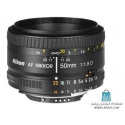 Nikon 50mm F/1.8 AF D Lens لنز دوربین عکاسی نیکون