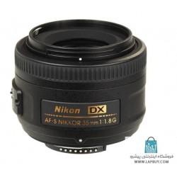 Nikon 35mm f/1.8G DX AF-S Lens لنز دوربین عکاسی نیکون