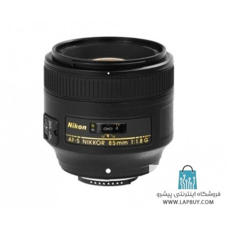 Nikon 85mm F/1.8G AF-S Camera Lens لنز دوربین عکاسی نیکون