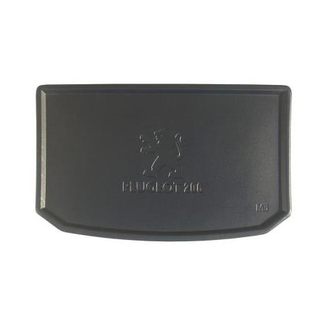 Peugeot 206 Trunk tray کفی صندوق عقب پژو
