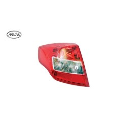 MVM 550 چراغ خطر عقب چپ خودرو ام وی ام