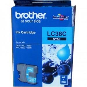 Brother LC 38 C کارتریج برادر