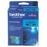 Brother LC 67 C کارتریج برادر