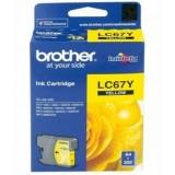 Brother LC 67 Y کارتریج برادر