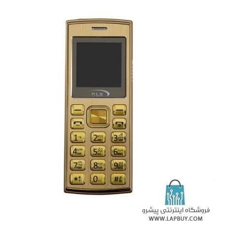 GLX 2690 Gold Mini Dual SIM Mobile Phone قیمت گوشی جی ال ایکس