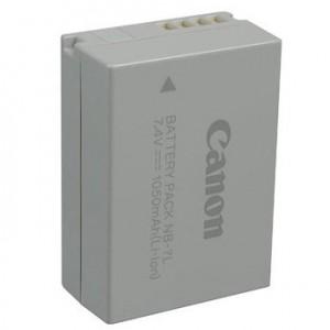 Canon NB-7L باتری طرح اصلی