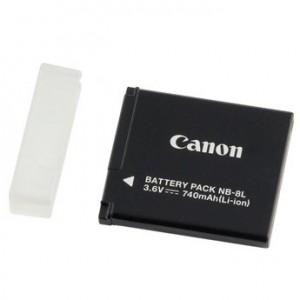 Canon NB-8L باتری طرح اصلی