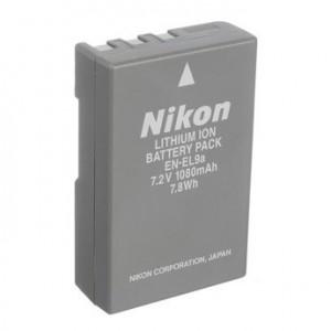 Nikon EN-EL9a باطری دوربین نیکون