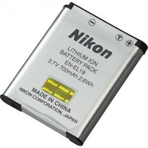 Nikon EN-EL19 باطری دوربین نیکون