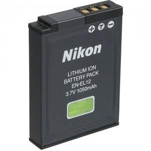 Nikon EN-EL12 باطری دوربین نیکون