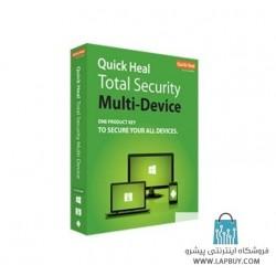 آنتی ویروس کوییک هیل توتال مالتی دیوایس - 3 دستگاه - 1 ساله