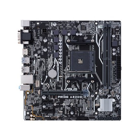ASUS PRIME A320M-K Motherboard مادربرد ايسوس