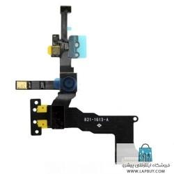 FLAT CAMERA SPEKER 5S IPHONE فلت دوربین اسپیکر گوشی اپل