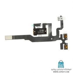 FLAT VOLUME HANDS FREE 4S IPHONE فلت ولوم هندزفری گوشی اپل