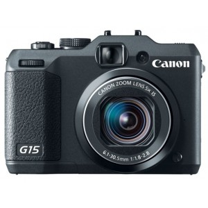 Powershot G15 دوربین کانن
