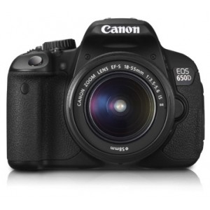Canon EOS 650D دوربین کانن
