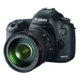 Canon EOS 5D Mark III + 24-105 L IS دوربین کانن