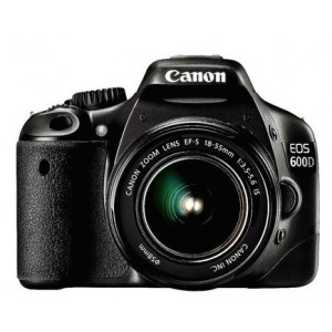 EOS 600D/ Kiss X5/ Rebel T3i Kit 18-55 III دوربین کانن