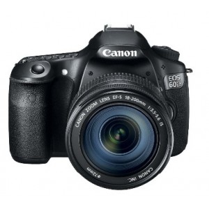 EOS 60D Kit-18-200 IS دوربین کانن