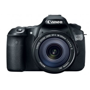 EOS 60D Kit-18-135 IS دوربین دیجیتال کانن