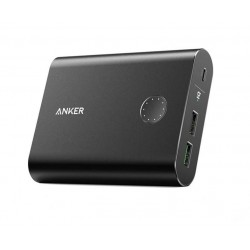 Anker A1316 PowerCore Plus A1316 With Quick Charge 3.0 13400mAh Power Bank شارژر همراه انکر