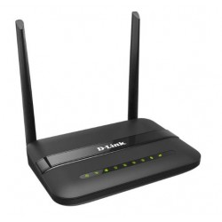 D-Link DSL-124 ADSL2 Plus Wired Modem Router مودم باسیم دی لینک