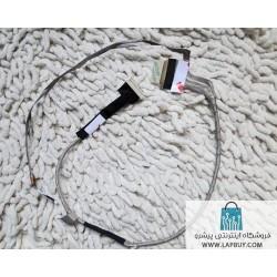Satellite L500 Series کابل فلت ال سی دی لپ تاپ توشیبا