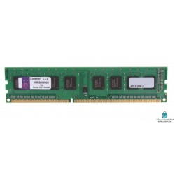Kingston DDR3 1600MHz CL11 Dual Channel Desktop RAM - 4GB رم کامپیوتر
