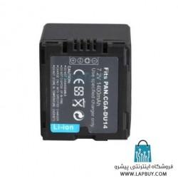 PANASONIC CGA-DU14 Li-ion Battery باطری دوربین پاناسونیک