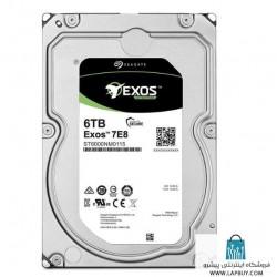 Seagate Exos ST6000NM0115 - 6TB هارد دیسک سیگیت